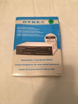 DRIVERS UPDATE: DYNEX INTERNAL ALL ONE CARD READER