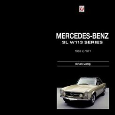 Mercedes-Benz SL – W113-series 1963-1971 Book Photographs Vehicle Profiles