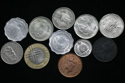 India Coin Set Many In High Grade A76 Tt17