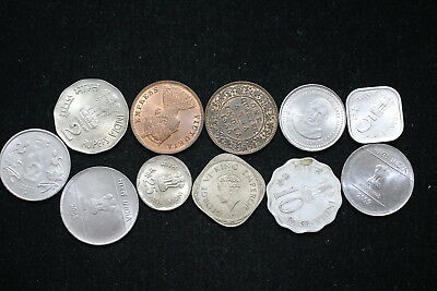 India Coin Set Many In High Grade A76 Pp40