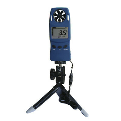 NEW Hand-held Anemometer with Tripod Stand QM1644