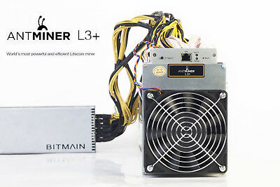 Bitmain Connect 110 Pps Antminer L3 Pre Order – Core Health