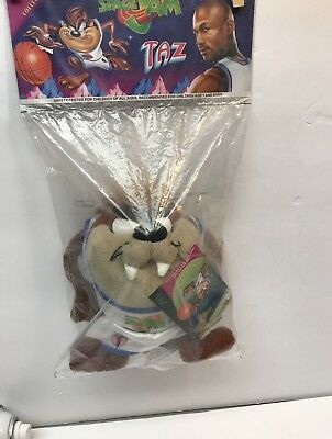 mc donalds space jam taz 1996  unopened new in package