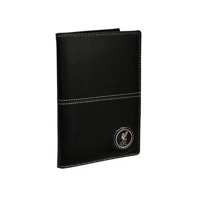 Liverpool Football Club Executive Golf Scorecard Holder Crest Black Official