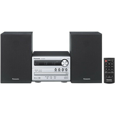 Panasonic Bluetooth Micro Hi-Fi System Wireless Home Music Separate FM Tuner