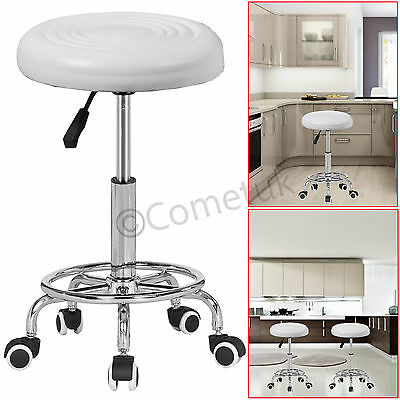 Beauty Salon Hairdresser Barber Massage Stool Tattoo Therapy Styling Spa Chair