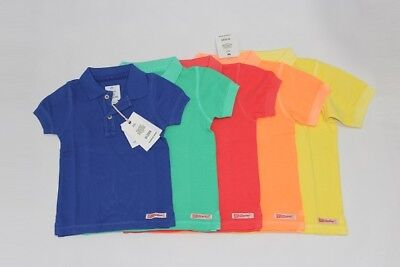 Brand New  Country Road Boys Classic Polo Shirts Size 2.6.7.8