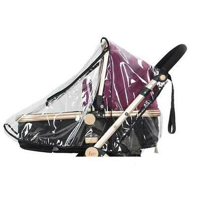 *UK Seller* PREMIUM Universal Baby Raincover Pushchair Buggy Stroller Pram Cover