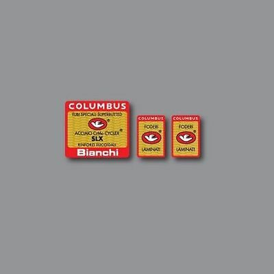 0068 Columbus NEURON Bicycle Frame and Fork Stickers Decals