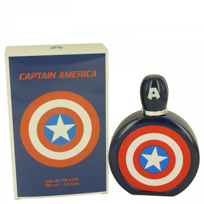 Captain America Marvel eau de toilette 100 mL