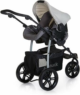 NEW Hauck Zero plus Car Seat ONLY to fit freerider, viper,shopper stone grey