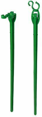 "Adams Christmas 9104-99-1640 8-Inch Outdoor Light Stakes 11x6x1.4"", 25-Pack, New"