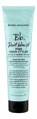 Bumble and bumble Don't Blow It Fine 5 oz. Sealed Fresh