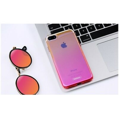 Remax Coque Etui Remax Ultra Mince Yinsai Transparente Pour iPhone 7G Rose