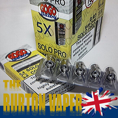 Viva Kita Solo Pro Coils pack of 5 0.4 ohm
