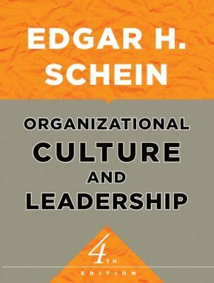 Organizational Culture and Leadership by Edgar H. Schein 9780470190609