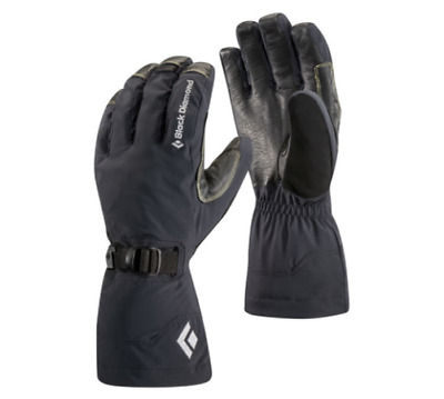 Black Diamond Ascent Series Pursuit Glove Waterproof,Breathable,Fleece Lining