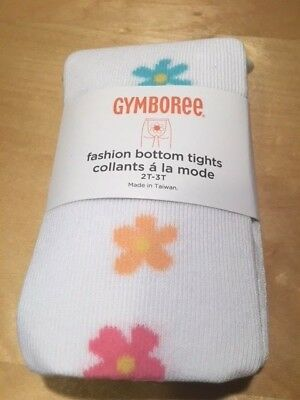 NWT Gymboree Girls Valentines Hearts Tights Size 0-6 M /& 2T-3T