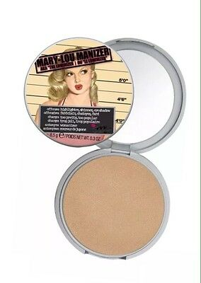THE BALM MARY LOU MANIZER HIGHLIGHTERS CONTOUR FACE EYES SHADOW SHIMMER Free P&P