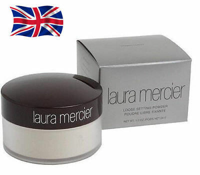 Genuine Laura Mercier Translucent Face Make Up Loose Setting Powder 29g UK Stock