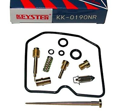 Kawasaki KLE500 - Carburetor Repair Kit Keyster KK-0190NR