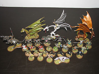 Heroscape Lot 30 Figures + Extra