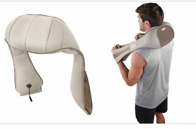 HoMedics NMS620H Shiatsu Deluxe Neck and Shoulder Massager with Heat #2