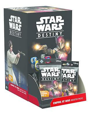 Star Wars Destiny: Empire At War Booster Box Factory Sealed Free Shipping