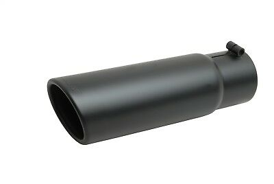 Gibson Performance 500643-B Black Exhaust Tip