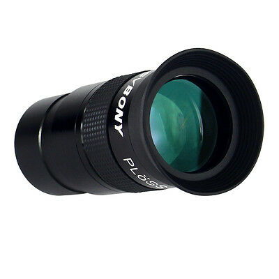 "1.25"" Plossl 40mm Eyepiece Fully-Multi Green Coated For Astronomy Telescopes US"