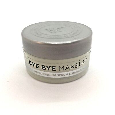 IT COSMETICS Bye Bye Makeup 3-in-1 Melting Balm Deluxe Travel size.338 oz / 10 g
