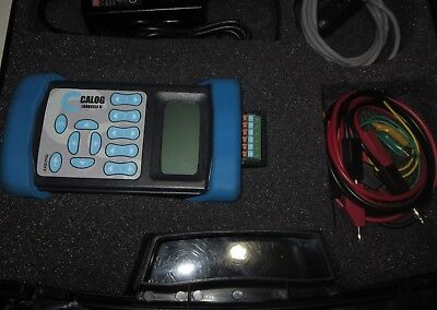 CALOG LC II, load cell tester, calibrator, display