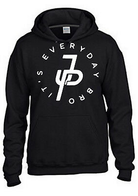 Jake Paul Its Every Day Bro Hoodie Adult/Youth Sz Small-2XL