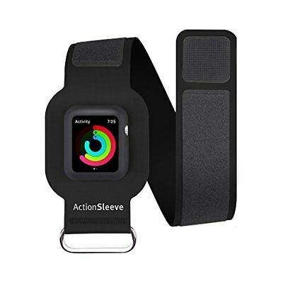 Twelve South ActionSleeve/Armband for 42mm Apple Watch,  slim / black TAXFREE