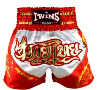 Twins Special Muay Thai Shorts Size XXL