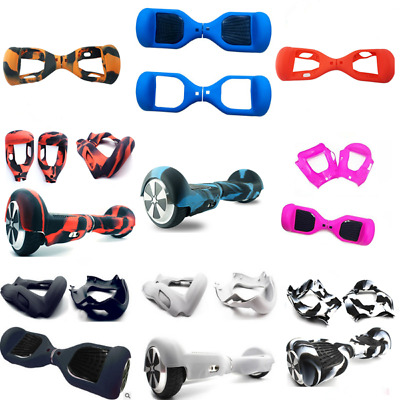 Hoverboard Coque  Protection Housse Silicone pour Hoverboard 6,5 pouces 2 Roues