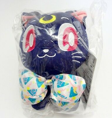 Banpresto Sailor Moon galaxxxy C Award Luna plush doll JAPAN IMPORT