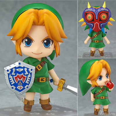 The Legend of Zelda Link Majora's 3D Mask Ver.Nendoroid 553 PVC Action Figure