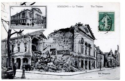 (S-118919) France - 02 - Soissons Cpa