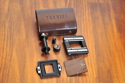 YASHICA Medium format to135/35mm film adapter Kit for Yashica 635 TLR Camera