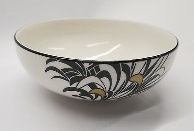 Denby  Monsoon  Crysanth Soup / Cereal Bowl