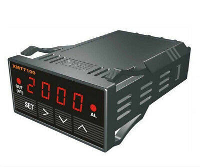 XMT7100 DC 24V Digital Red LED Display PID Temperature Controller Price with SSR