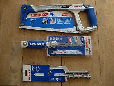 Lenox Hand Saw Set - 3 Piece