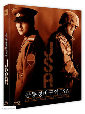 JSA : Joint Security Area (Blu-ray) Lee Byung Hun / English Subtitle / Region A