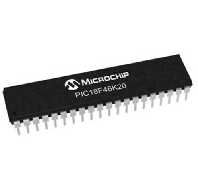 2PCS PIC18F25K80-I//SS IC MCU 8BIT 32KB FLASH 28SSOP Microchip