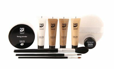 Rio Skin Camouflage and Tattoo Concealer Make-up Set