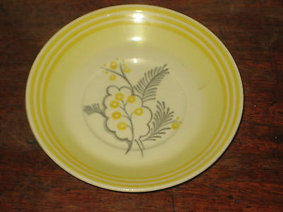 Gray's Pottery Saucer Bowl 1930S