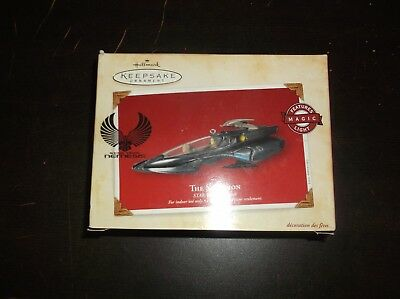2004 Hallmark Keepsake Ornament Star Trek The Scorrpion Nemesis