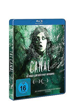 The Canal [2014] (Blu-ray)~~~~~Rupert Evans~~~~~NEW & SEALED