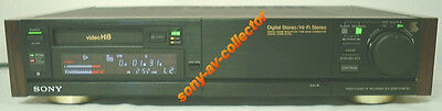 Sony ES EV-S3000 Hi8 Video8 8mm Video 8 Player Recorder PCM TBC VCR Deck REMOTE